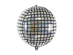 "16"" Disco Ball Foil Balloon Ireland"