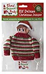 500054 Deluxe Elf Knitted Sweaters 5 Assorted