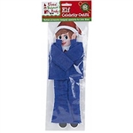 500080 Elf Glitter Celebrity Dress-Up Outfit