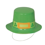 ST PATRICKS MINI TOP HATS (4 PER PACK)