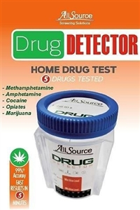 All Source Drug Detector Home 5 Drug Test