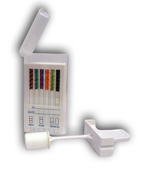 Buy Oral Cube 7 Panel Saliva K2 Drug Test Tool Online