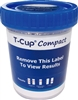 Tcup drug test screen 5 panel compact clia waived
