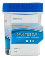 5 Panel Drugconfirm Flat Panel Test Cup