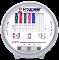 Proscreen 1 Step drug test cup 12 panel