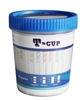 T-cup drug test screen 6 panel clia waived