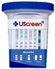 uscreen 6 panel drug test cup