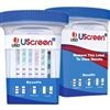 uscreen 10 panel clia waived drug test cup