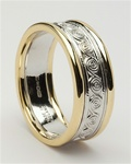 Ladies Celtic Wedding Rings LG-WED117