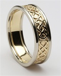 Ladies Celtic Wedding Rings LG-WED85