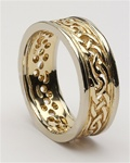 Ladies Celtic Wedding Rings LG-WED95