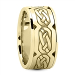 Unisex Celtic Wedding Rings UUG-HM217