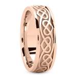 Celtic Wedding Rings UUG-HM225