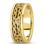 Celtic Wedding Rings UUG-HM266