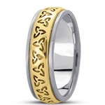 Celtic Wedding Rings UUG-HM274