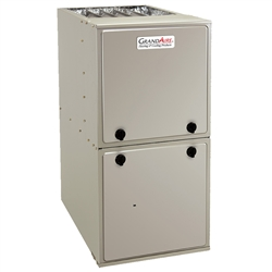 EcoTemp 95.5% Single Stage Low Nox Approved 120K BTU Gas Furnace, WFSR120D060A