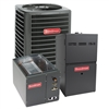 2 Ton Goodman 14.5 SEER 80% or 96% AFUE up to 60K BTU Gas System GSX140241, G*ES800403A, C*PF3636, TXV