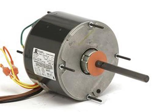 condenser fan motor universal reversible, 1 3 1 4 1 5 1 6 hp 208 230 volt 1075 rpm 5 wire motor wiring diagram dayton 1 4 hp condenser fan motor