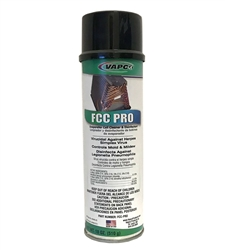 Evaporator Coil Cleaner, Disinfectant & Virucidal Foam Spray On 18oz Aerosol Can FCC Pro
