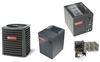 Goodman 4.0 Ton  16 SEER Two Stage Compressor Heat Pump System DSZC160481A, Cased Coil, MBVC2000 Variable Speed, TXV