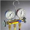 Yellow Jacket Manifold Charging Gauges w/ 5' Hoses