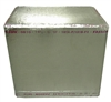 "Duct board - Distribution Box 25"" X 25"" X 22"" Inside Diameter - R4 (1"") / R6 (1.5"") / R8 (2"")"