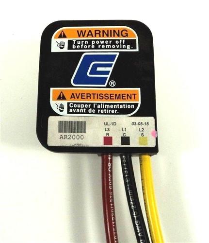 wiring harness fits copeland scroll zp14k5epfv830 zp16k5epfv830   zp20k5epfv830 compressor 0159r00000p