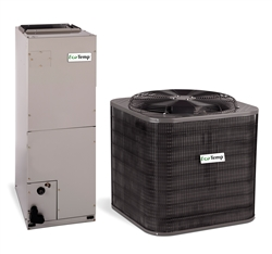 2 Ton EcoTemp 16.5 SEER Central System WCA6244GKA, WAHL244C