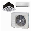 Mini Split Multi 2 Zone DiamondAir up to 22.5 SEER heat pump system DF18MZ2 x 2 Wall Mount or Ceiling Cassette (F)