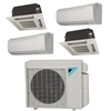 Mini Split Multi 4 Zone Daikin up to 17.7 SEER Heat Pump System 4MXS36RMVJU x 4 Wall Mount or Ceiling Cassette