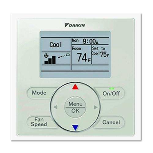 Daikin aircon remote Controller manual