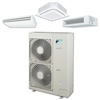 Mini Split 36,000 BTU Daikin SkyAir up to 17.5 SEER Heat Pump System RZQ36TAVJU, Indoor Unit, BRC1E73 Controller