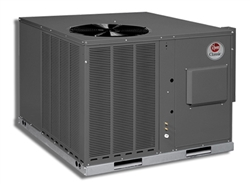 5 Ton Rheem 14 SEER 81% AFUE 100K BTU Gas Package Unit Stainless Steel Heat Exchanger RGEA14060AJT101ABAJA (F)