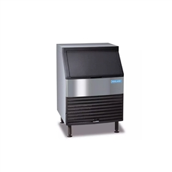Undercounter Ice Machine Half-Cube With Bin 169lbs/ 24 Hours Koolaire By Manitowoc KYF-0150A