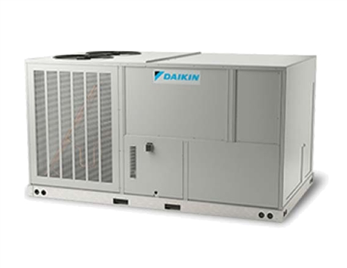 10 Ton Daikin Two Speed Central Air Package Unit 3 Phase, DCC120XXX