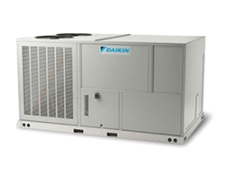 7.5 Ton Daikin Two Speed Central Air Package Unit 3 Phase, DCC090XXX