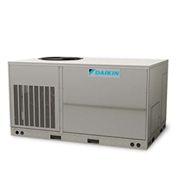 6 Ton Daikin Two Speed Gas Package Unit 140K BTU 3 Phase, DCG072140