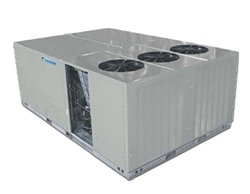 25 Ton Daikin Two Speed Gas Package Unit 400K BTU 3 Phase, DCG300400