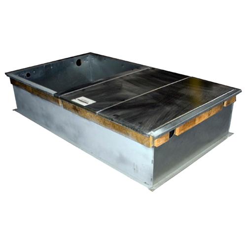 15 25 Ton Daikin 14 Quot Roof Curb Dcc Dcg Models 14curb180300