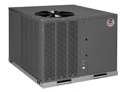 4 Ton Rheem 14 SEER Central Air Package Unit,  RACA14048AJT