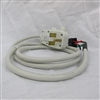 Gree PTAC 30amp Power Cord with NEMA6-30P Plug E2CORD230V30A