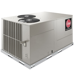 10 Ton Rheem Two Stage Heat Pump Package Unit Three Phase, RHPDZS120A