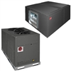 12.5 Ton Rheem Central Air Split System Three Phase RAWL-150, RHGL-180ZL