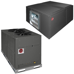 20 Ton Rheem Central Air Split System Three Phase RAWL-240, RHGL-240ZL