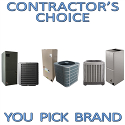 1.5 Ton Contractor's Choice 14 SEER Heat Pump Split System
