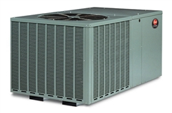 3.5 Ton Rheem 14 SEER Heat Pump Package Unit RQPMA043JK000AUA