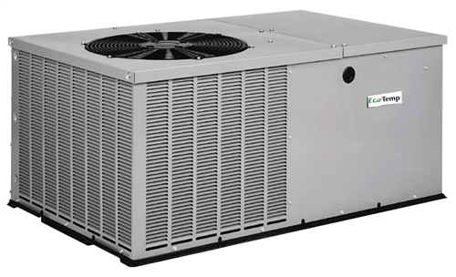 3 Ton EcoTemp 14 SEER Heat Pump Package Unit WJH436000KTP0A