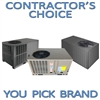 3.5 Ton Contractor's Choice 14 SEER Central Package Unit