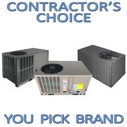 2.5 Ton Contractor's Choice 14 SEER Central Package Unit