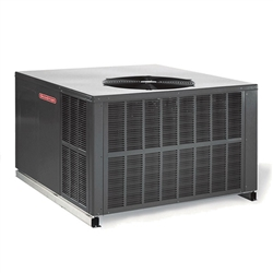 5 Ton Goodman 14 SEER Two Stage Compressor Heat Pump DOWN-FLOW or HORIZONTAL Package Unit GPH1460M41